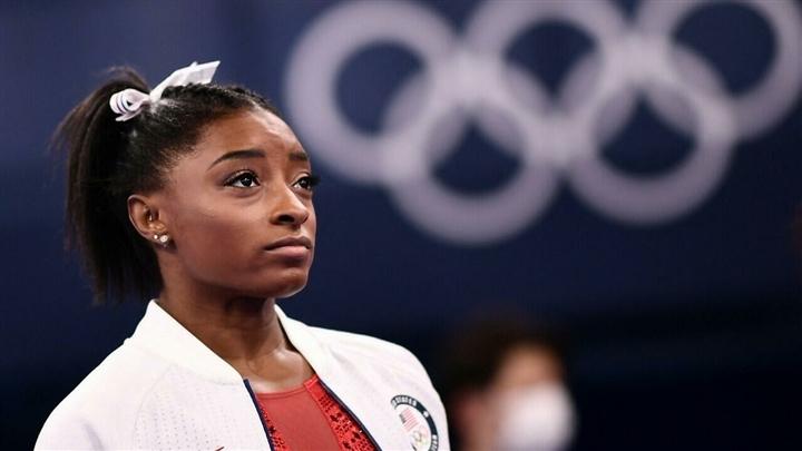 Biểu tượng thể thao Mỹ bỏ dở Olympic: Ngôi sao hàng đầu cũng chịu thua áp lực - 1