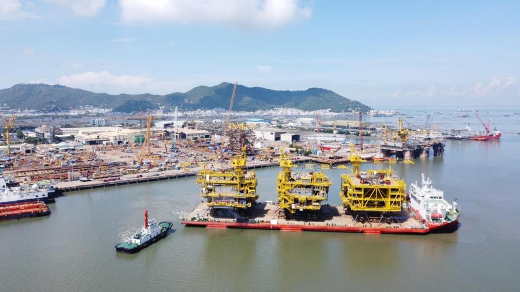 PTSC M&C giành được hợp đồng đóng giàn khai thác dầu khí cho Qatar