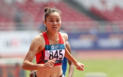 ASIAD 18: Quách Thị Lan vào chung kết 400m rào với thông số khủng