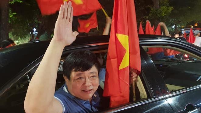 Sếp VOV nói gì khi U23 Việt Nam gây siêu chấn động Á châu?