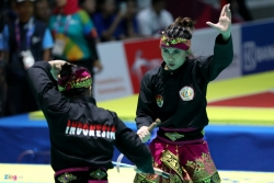 scandal lai no ra pencak silat indonesia van gianh tron 11 hcv