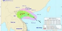 Hàng loạt chuyến bay bị hủy do ảnh hưởng bão số 3