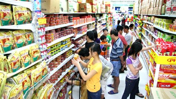 bo cong thuong hang viet chiem 90 tai sieu thi trong nuoc
