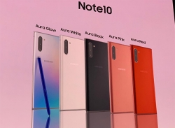 Samsung trình làng Galaxy Note10 và Note10+