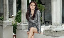 song hye kyo mac sexy hon sau khi bo chong