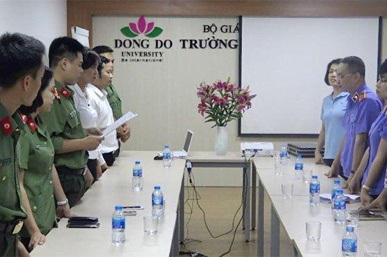 truong dh dong do cap van bang chung chi chop nhoang nhu the nao