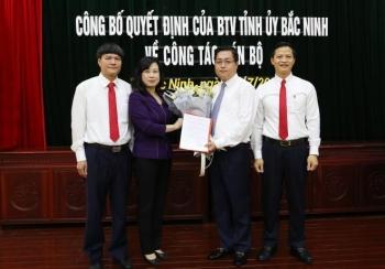 Thôi chức Bí thư Thành uỷ Bắc Ninh, ông Nguyễn Nhân Chinh được điều động về đâu?