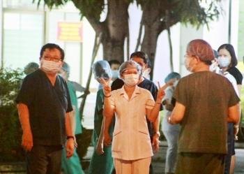 0h ngày 8.8, Bệnh viện C Đà Nẵng chính thức được dỡ cách ly
