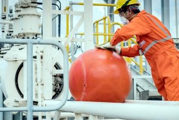 Công ty Đường ống Khí Nam Côn Sơn tăng cường triển khai các biện pháp phòng, chống dịch Covid-19 trong tình hình mới
