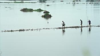 """""""Thủ phạm"""" khiến Trung Quốc gánh lũ lụt tồi tệ hàng năm"""