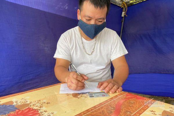 Xác định 261 người liên quan ổ dịch ở Hải Dương qua Bluezone