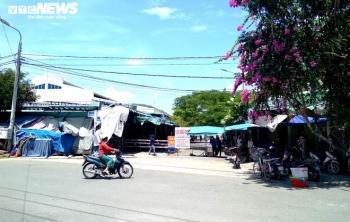 3 tiểu thương tại 2 chợ mắc COVID-19, nửa đêm Đà Nẵng phát thông báo khẩn