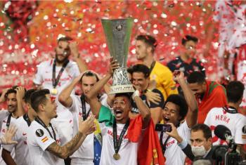 """Toàn cảnh chung kết Europa League: """"Tội đồ"""" Lukaku và sự thống trị của Sevilla"""
