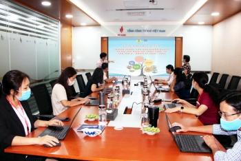 Cuộc thi trực tuyến truyền thông văn hóa doanh nghiệp và chào mừng thành công của Đại hội Đảng bộ Tổng công ty lần thứ X- nhiệm kỳ 2020- 2025