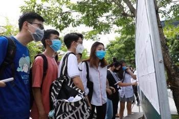 1.262 bài thi tốt nghiệp THPT năm 2020  bị điểm liệt