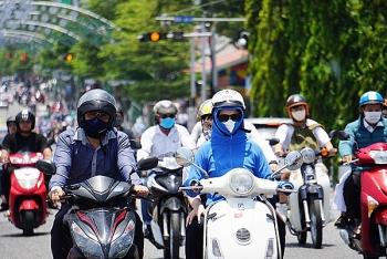 Thời tiết 31/8: Hà Nội nắng nóng gay gắt