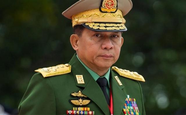 Thống tướng Myanmar làm Thủ tướng chính phủ lâm thời