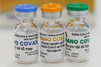 Sẽ nghiên cứu vaccine Nano Covax cho trẻ em trên 12 tuổi