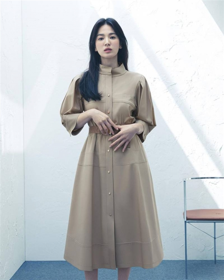 Song Joong-ki, Song Hye-kyo từng là vận động viên thể thao - 2