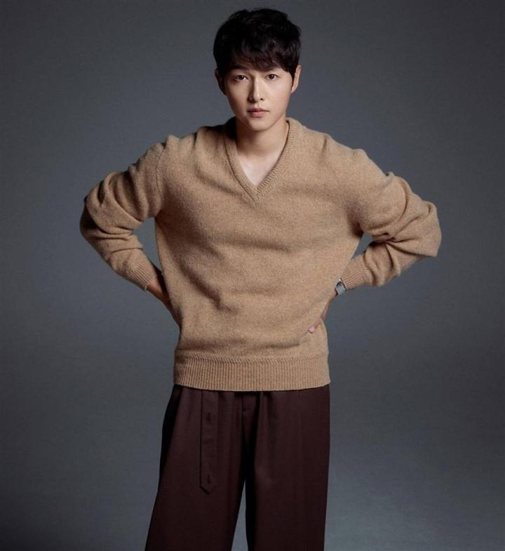 Song Joong-ki, Song Hye-kyo từng là vận động viên thể thao - 1