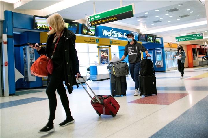 Mỹ siết quy định nhập cảnh đối với du khách nước ngoài