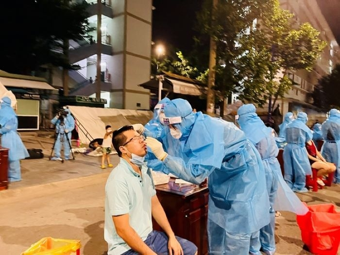 Bình Dương đề nghị Bộ Y tế hỗ trợ thành lập Bệnh viện Hồi sức cấp cứu COVID-19
