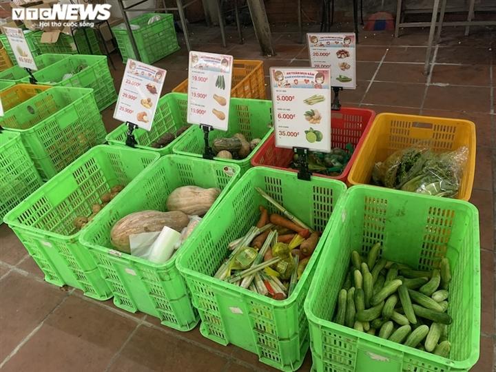 Chợ lưu động giá cả bình ổn, dân Hà Nội thoải mái chọn mua - 18