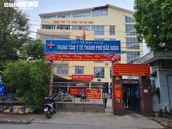 """Bắc Ninh đề nghị làm rõ  việc """"dùng phiếu xét nghiệm COVID-19 để trống tên"""""""