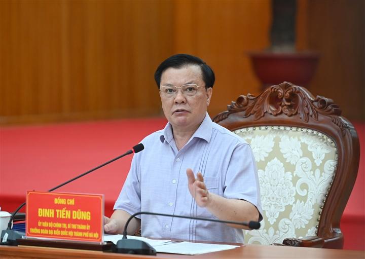 Bí thư Hà Nội: Quyết tâm không để cách ly F0 tại nhà - 1