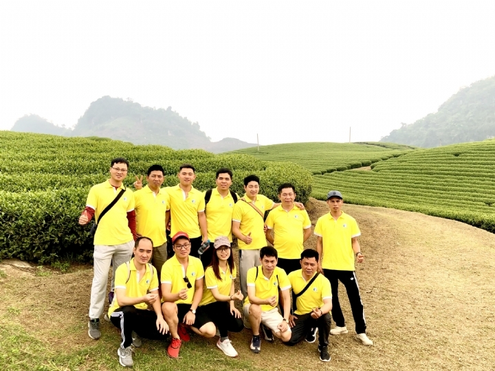 """GiP tổ chức thành công chương trình """"Team building"""" năm 2021"""
