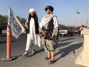 Website của Taliban bất ngờ biến mất