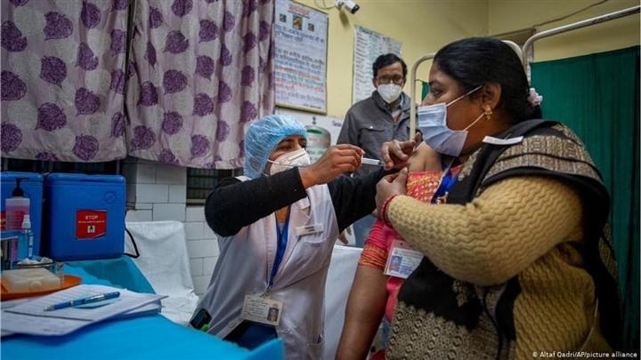 Ấn Độ phê duyệt sử dụng khẩn cấp vaccine ZyCoV-D