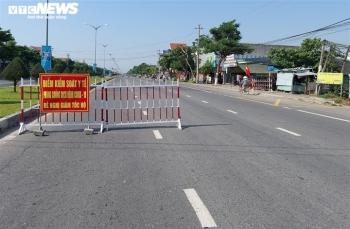 Quảng Nam: Nữ tiểu thương trốn khai báo y tế, lây nhiễm COVID-19 cho người khác