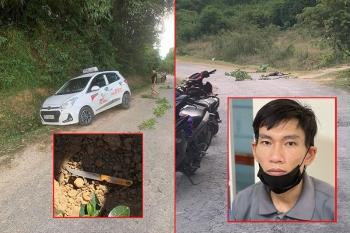 Nghi phạm sát hại tài xế taxi khai gì tại Cơ quan điều tra?
