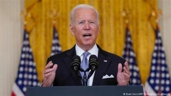 Ông Biden: Mỹ xem xét kéo dài thời hạn rút quân ở Afghanistan