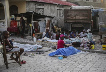 Hậu quả động đất quá lớn, băng đảng ở Haiti đề nghị ra tay cứu trợ