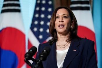 Bà Kamala Harris thăm Singapore: Nỗ lực thể hiện cam kết Mỹ ở Đông Nam Á?
