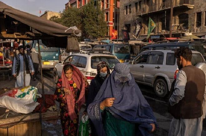 Bộ mặt mới của thủ đô Afghanistan thời Taliban 2.0  - 3