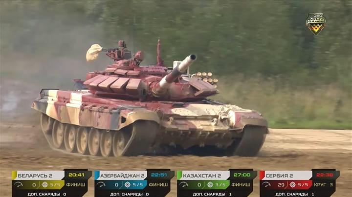 Đội tuyển xe tăng Việt Nam đứng top 9, cuộc đua vào vòng bán kết đến hồi gây cấn - 3