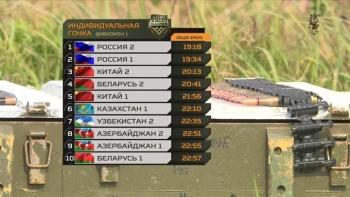 Đội tuyển xe tăng Việt Nam đứng top 9, cuộc đua vào vòng bán kết đến hồi gây cấn