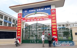 40 hoc sinh nghi ngo doc thuc pham o truong chu van an