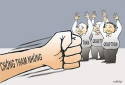 chong tham nhung the nao day