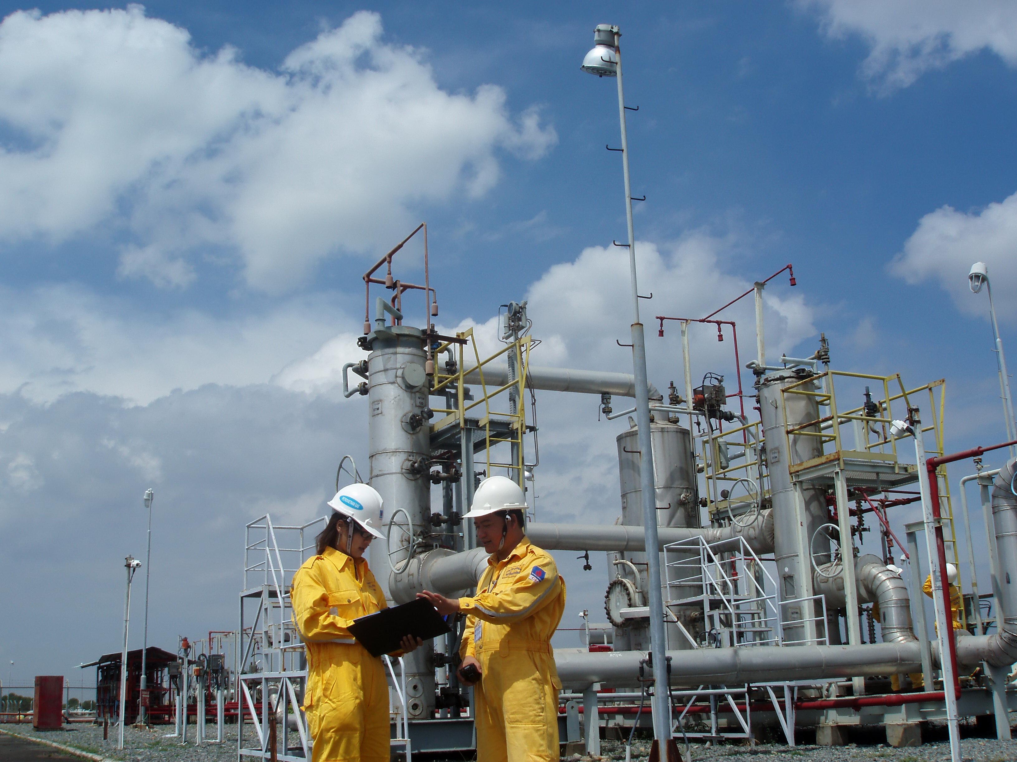 Đưa KĐN thành đơn vị hàng đầu trong vận hành đường ống dẫn khí