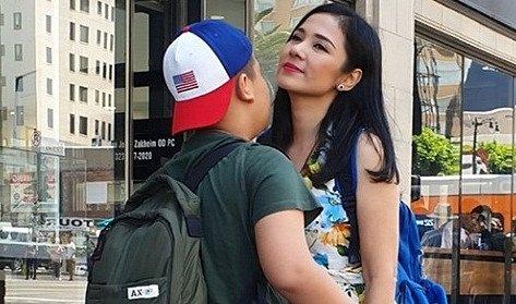Sau 10 năm giấu kín, Việt Trinh bất ngờ khoe con trai