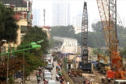 Dự án đường sắt đô thị Nhổn-Ga Hà Nội: Ga ngầm ngổn ngang, lái tàu chưa có