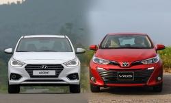 Toyota và Hyundai - cuộc chiến ngôi vương thị trường Việt