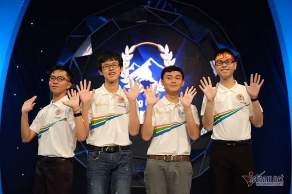 soi dong chung ket duong len dinh olympia 2019