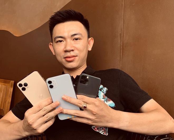 nguoi viet dau tien co iphone 11 co nguoi tra gia 100 trieu nhung toi khong ban