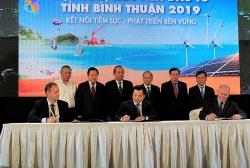 Vietsovpetro và Zarubezneft tham dự Hội nghị xúc tiến đầu tư tại tỉnh Bình Thuận 2019