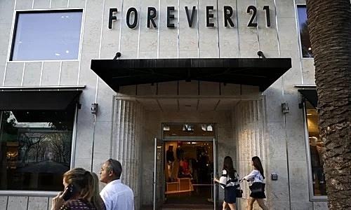 forever 21 pha san